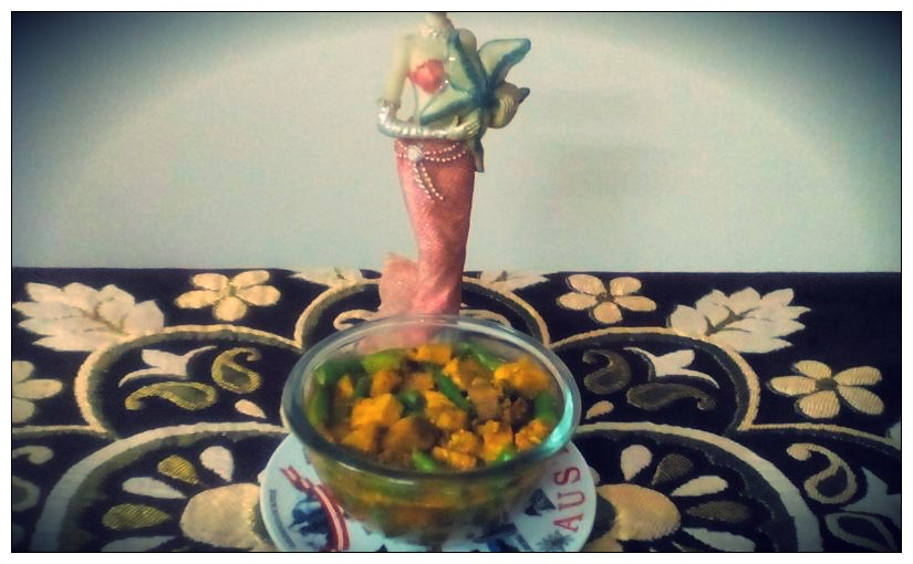 Ginger,Yam And Green Chilly Pickle