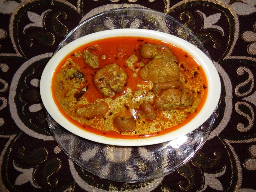 Plain Pakora Kadhi