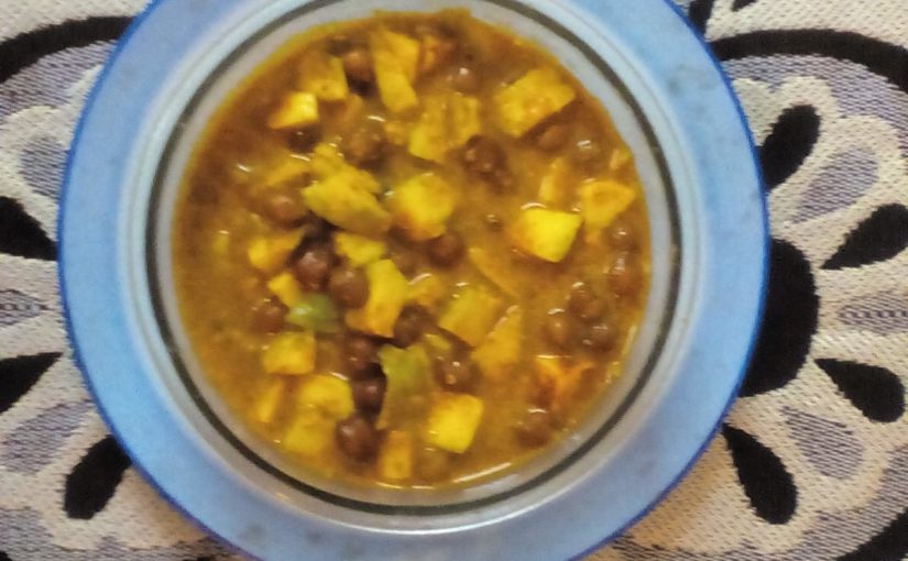 Mango And Whole Bengal Gram Pickle
