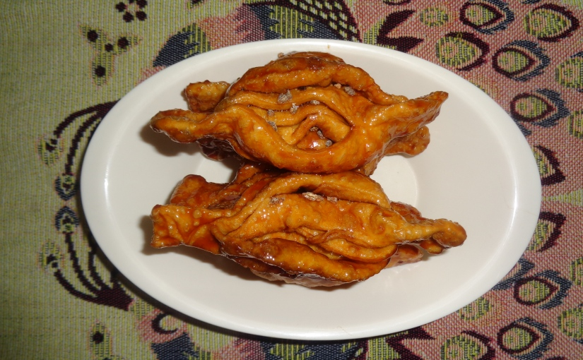 Jaggery Sweet Meats