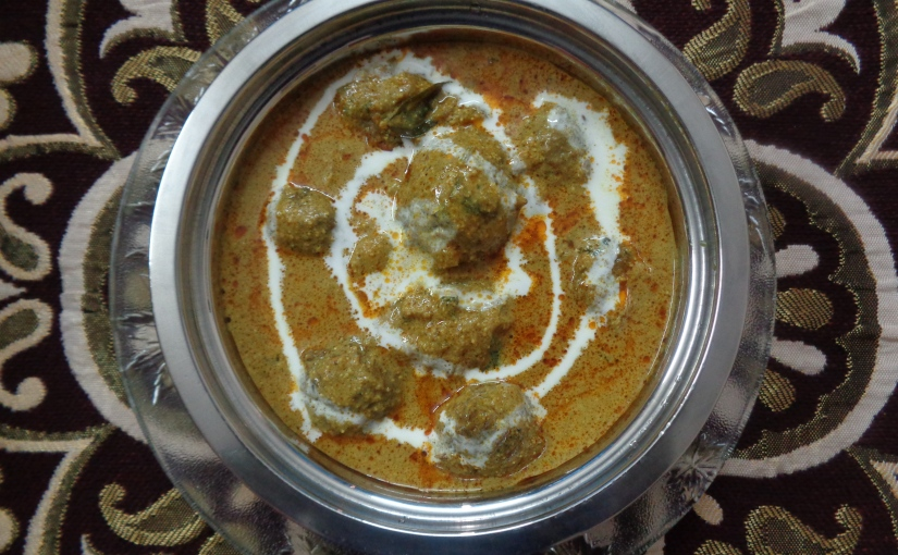 Raw Banana Kofta