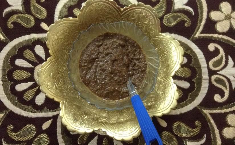 Flax Seed Chutney
