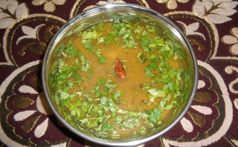 Sweet And Tangy Tuar Dal
