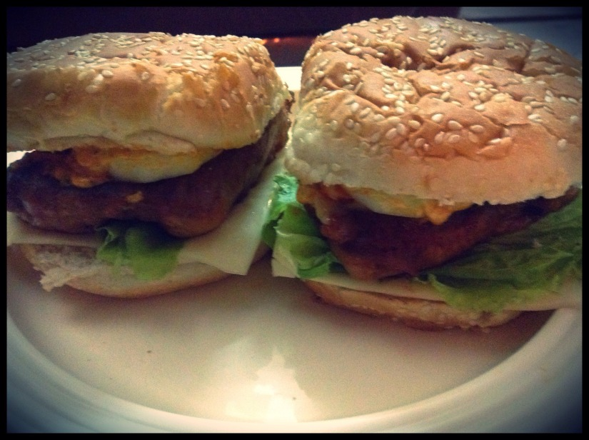 Basa Burgers.