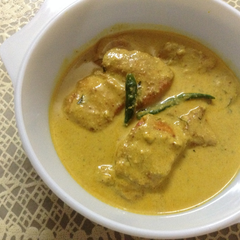 Lajawab Fish Curry.