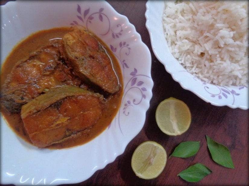 Fish Curry With Cumin And Coriander