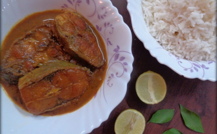 Fish Curry With Cumin AndCoriander