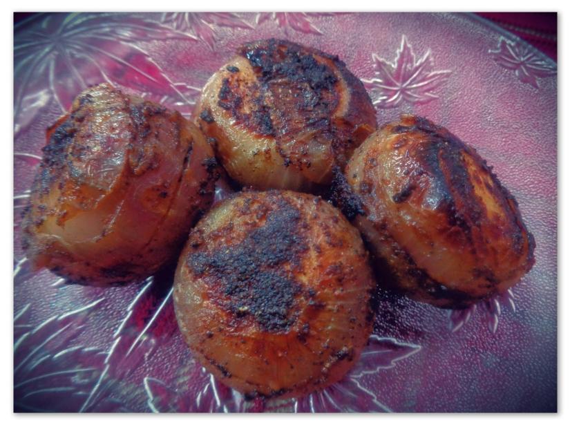 Masala Onions