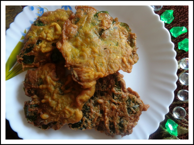 Ivy Gourd LeafFritters