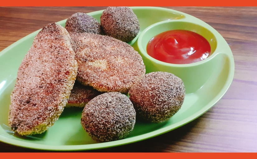 Fish Egg Fritters